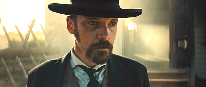 Peter Sarsgaard as Bartholomew Bogue in The Magnificent Seven (2016)