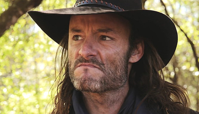 Rob Mello as Marcus Roby in Wild Bill Hickok, Swift Justice (2016)