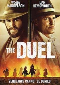 The Duel (2016) DVD cover