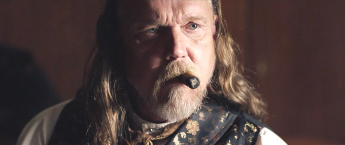 Trace Adkins as Ty Stover in Traded (2016)