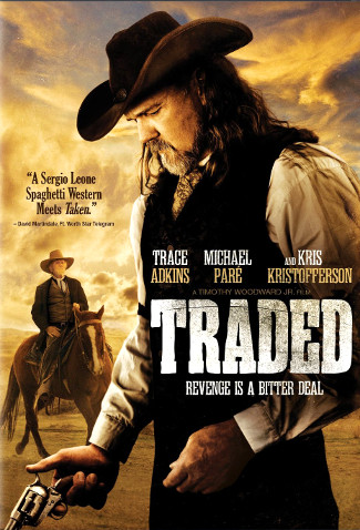 Traded (2016) DVD cover