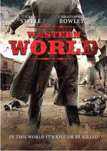 Western World (2017) DVD cover
