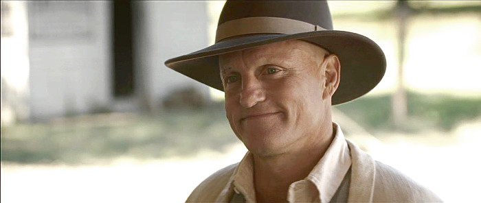 Woody Harrelson as Abraham Brandt in The Duel (2016)