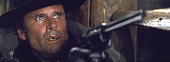 Walton Goggins as Sheriff Chris Mannix in The Hateful Eight (2015)