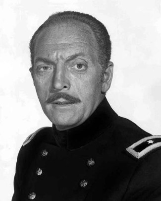 Everett Sloane as Col. John Templeton in Massacre at Sand Creek (1956)