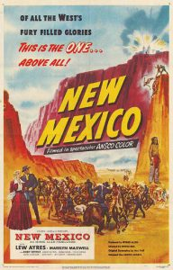 New Mexico (1951) poster