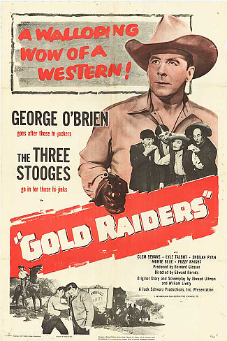 Gold Raiders (1951) poster