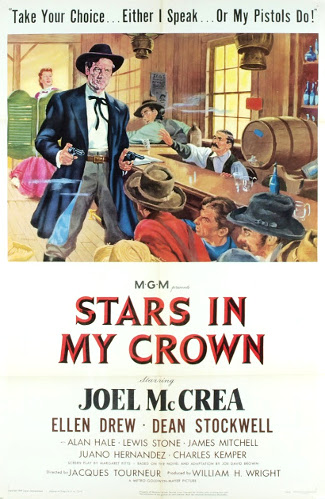 Stars in My Crown (1950) poster