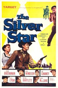 The Silver Star (1955) poster