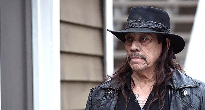Danny Trejo as Guerrero in Dead Again in Tombstone (2017)