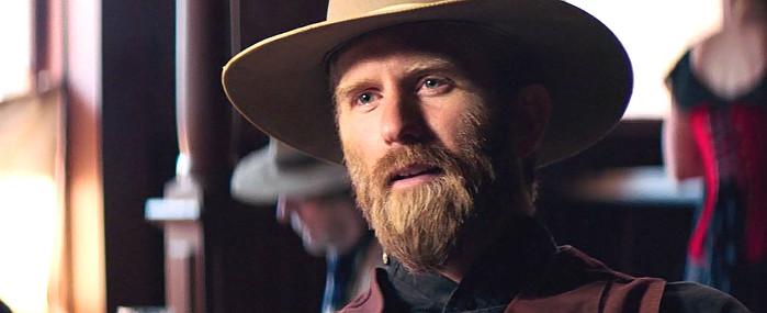 Kaiwi Lyman-Mersereau as John Wesley Hardin in Hickok (2017)