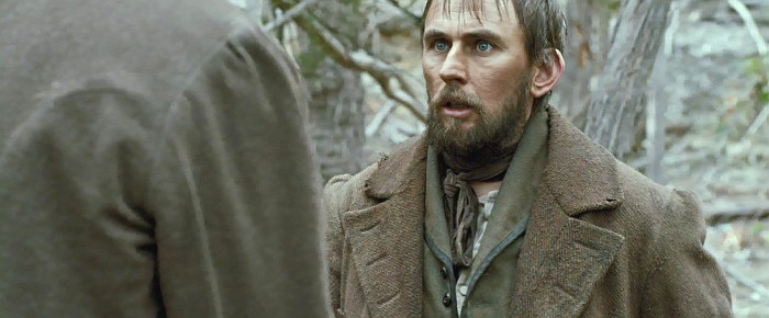Nick Barry as Jim Taylor in The Legend of Ben Hall (2016)