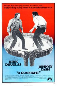 A Gunfight (1971) poster