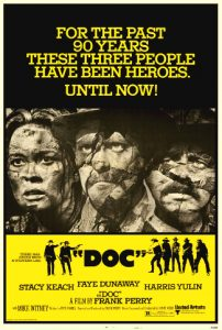 Doc (1971) poster