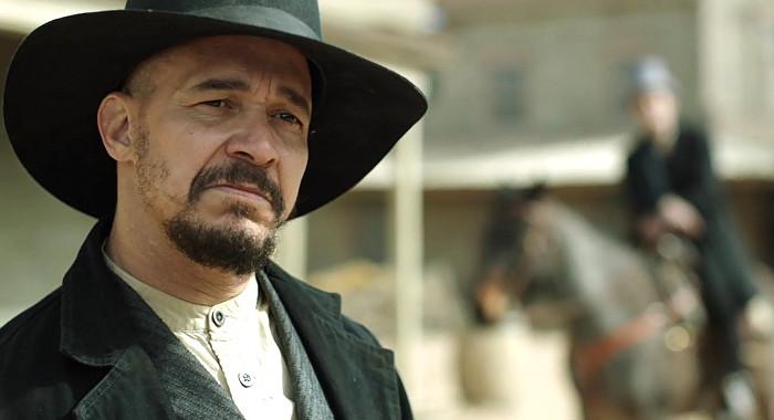 John Lewis as Reb in Justice (2017)