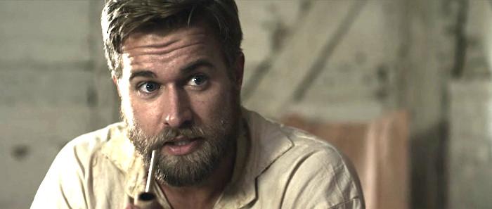 Randy Wayne as Thomas J. Ryan in Union Bound (2016)