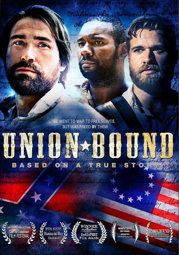 Union Bound (2016) DVD cover