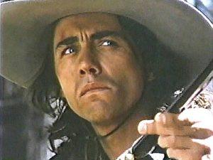 Alex McArthur as Duell McCall in Desperado (1987)