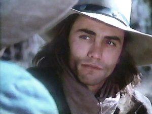 Alex McArthur as Duell McCall in The Return of Desperado (1988)