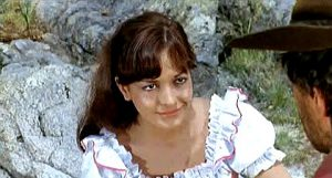 Alexandra Nilo as Manuela in Ringo Face of Revenge (1966)