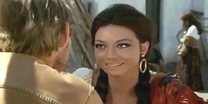 Alida Chelli as Juana in Three Silver Dollars (1968)
