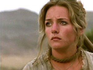 Caroline Langrishe as Judith in Eagle's Wing (1980)