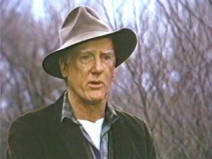Donald Moffat as Malloy in Desperado (1987)
