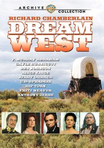 Dream West (1986) DVD cover