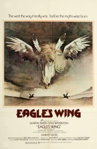Eagle's Wing (1980) poster