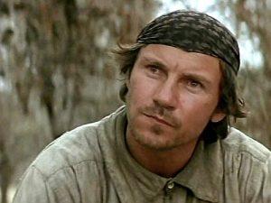 Harvey Keitel as Henry in Eagle's Wing (1980)