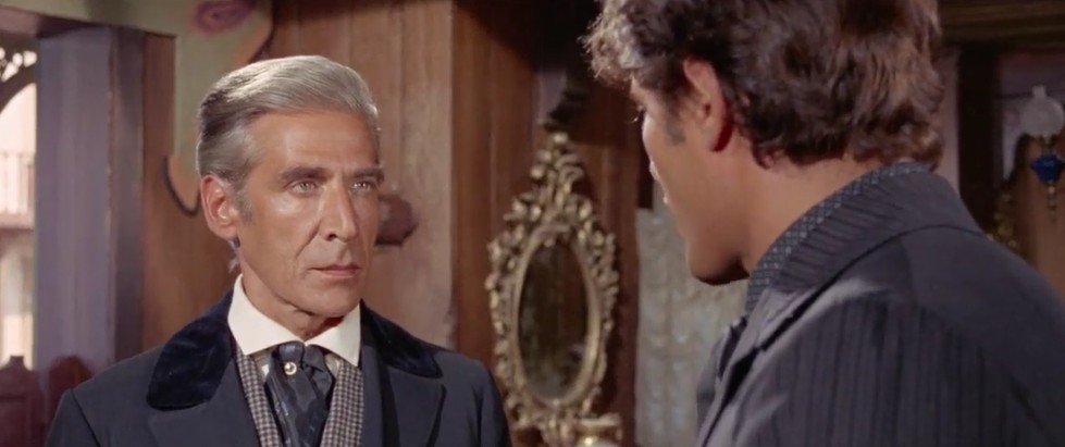 Judge Cutcher in Day of Anger (1967)