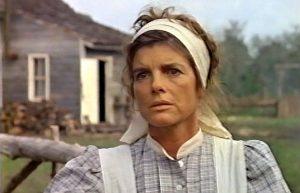 Katharine Ross as Laurie in Red Headed Stranger (1986)