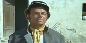 Lorenzo Robledo as Jack Garland in Three Silver Dollars (1968)