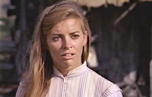 Marinell Madden as Cindy Logan in Red Headed Stranger (1986)