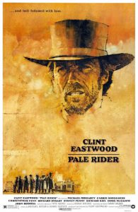 Pale Rider (1985) poster