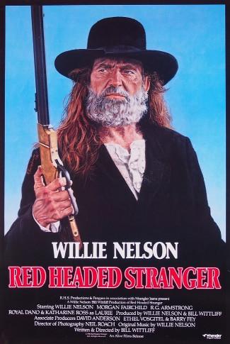 Red Headed Stranger (1986) poster