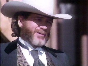 Robert Foxworth as Marcus Dryden in The Return of Desperado (1988)