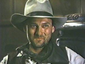Stephen Davies as Calvin in Desperado (1987)