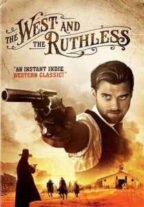 The West and the Ruthless (2016) DVD cover