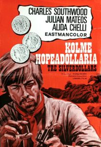 Three Silver Dollars (1968) poster