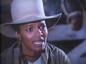 Vanessa Bell Calloway as Molly Pickett in The Return of Desperado (1988)