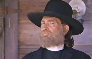 Willie Nelson as Julian Shay in Red Headed Stranger (1986)