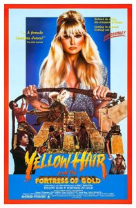 Yellow Hair and the Fortress of Gold (1984) poster