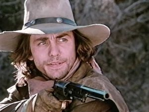 Alex McArthur as Duell McCall in Desperado: The Outlaw Wars (1989)