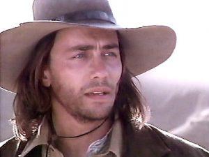 Alex McArthur as Duell McCall in Desperado, Avalanche at Devil's Ridge (1988)