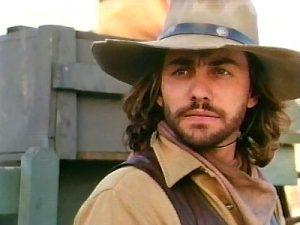Alex McArthur as Duell McCall in Desperado, Badlands Justice (1989)