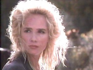 Alice Adair as Rachel Slaten in Desperado, Avalanche at Devil's Ridge (1988)