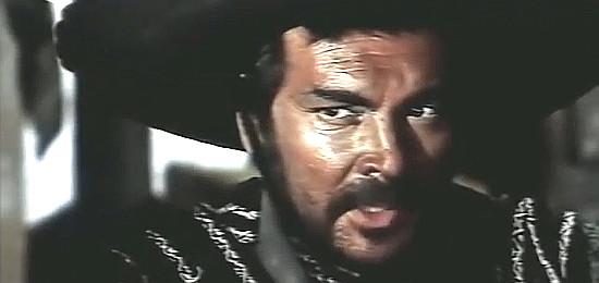 Armando Calvo as Jose Gomez in All Out (1968)