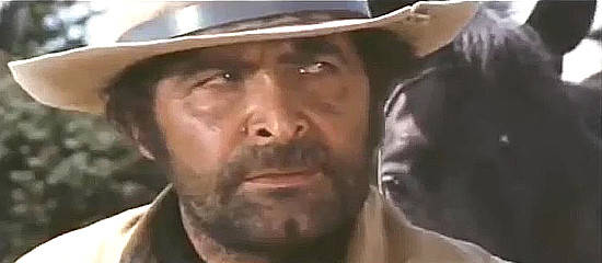 Artemio Antonini as Block Stone in Mallory Must Not Die (1971)