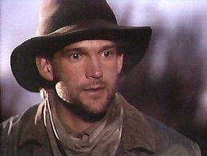 Dwier Brown as Jim Buckner in Desperado, Avalanche at Devil's Ridge (1988)